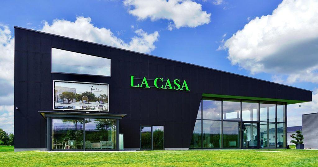 Außenansicht Südseite La Casa Allgäu