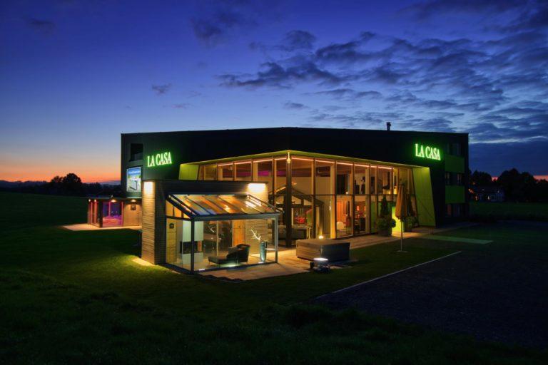 Wintergartenausstellung mit Fachberatung - La Casa Allgäu in Dietmannsried