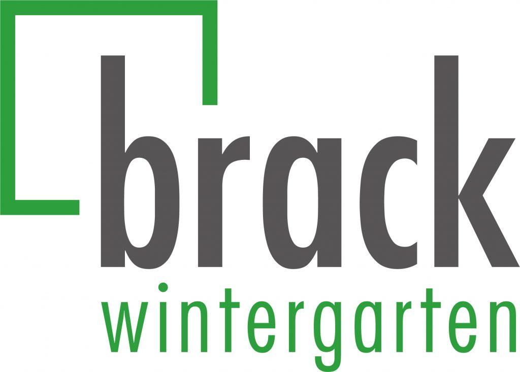 Neues Firmenlogo der Firma Brack Wintergarten aus Altusried