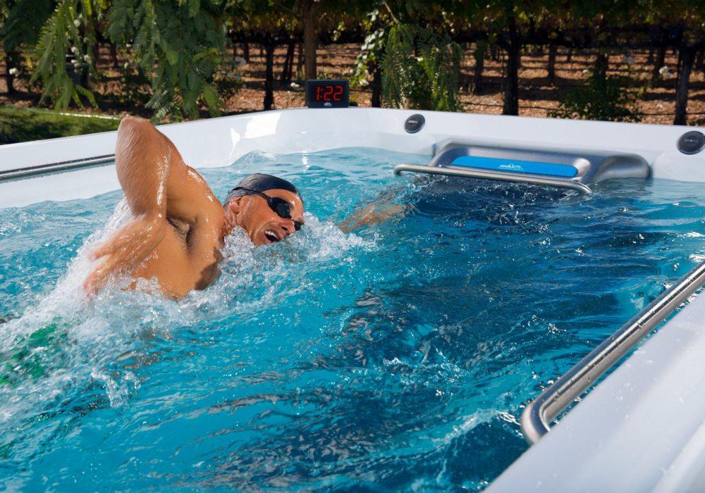 Endless Pools Fitness-Systeme sind für Ihre Wohlbefinden konzipiert